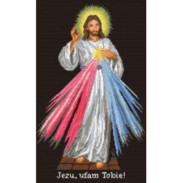 Gobelin - Der barmherzige Christi