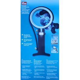AC 610-380 Sticklupe mit LED Lampe