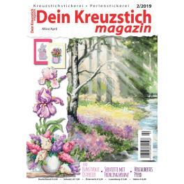 Dein Kreuzstich Magazin 2/2019