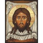 Stickpackung - Ikone Christus