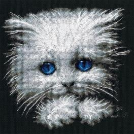 Stickpackung - Kätzchen mit weichem Fell