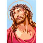 Diamond Painting Set - Jesus Christus