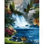Diamond Painting Set - Wasserfall