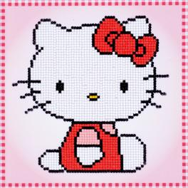 VPN-0175280 Diamond Painting Set - Hello Kitty