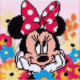 VPN-0175275 Diamond Painting Set - Verträumte Minnie