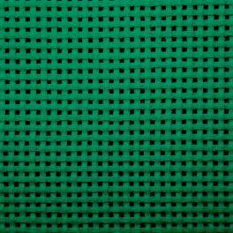 Kanevas AIDA - 32/10cm (8 ct) grün