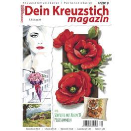 Dein Kreuzstich Magazin 4/2019