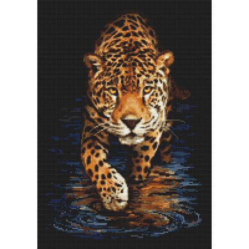 Diamond Painting Set - Panther