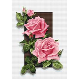 Diamond Painting Set - Rosen 3D