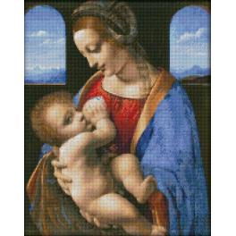 Diamond Painting Set - Madonna Litta