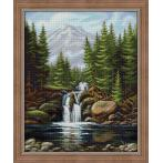 Diamond Painting Set - Wasserfall