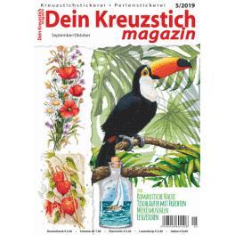 Dein Kreuzstich Magazin 5/2019
