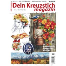 Dein Kreuzstich Magazin 6/2019