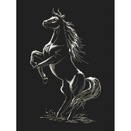 Stickpackung - Verzaubertes Pferd