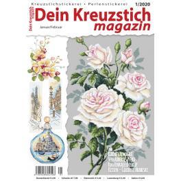 Dein Kreuzstich Magazin 1/2020
