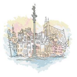 Stickpackung - Warschau