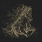 Zahlmuster ONLINE - Sternenpferd