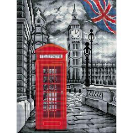 Diamond Painting Set - In London