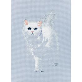 Stickpackung - Flinke Katze