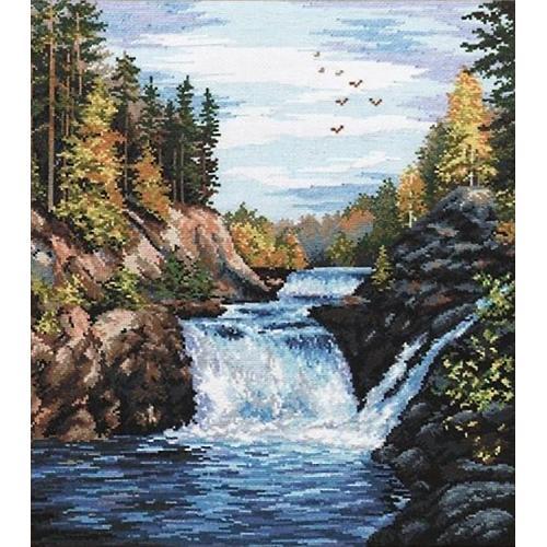 OV 560 Stickpackung - Wasserfall