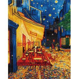 Diamond Painting Set - Nachtcafé - V. van Gogh