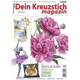 Dein Kreuzstich Magazin 4/2020
