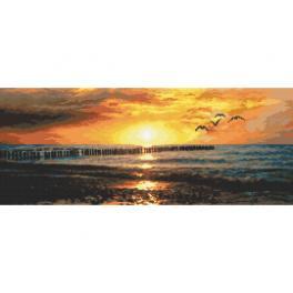 GC 10282 Zählmuster - Sehnsucht nach Meer