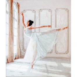LETI 901 Stickpackung - Baletttänzerin I