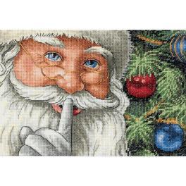 Stickpackung - Geheimnis vom Nikolaus