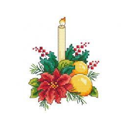 Zahlmuster ONLINE pdf - Weihnachtsschmuck