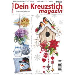 DKM 6/2020 Dein Kreuzstich Magazin 6/2020