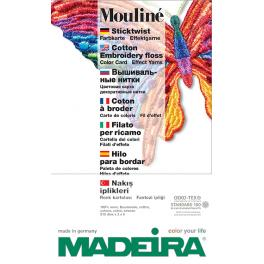 FK 123 Farbenpalette MADEIRA
