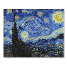 GX4756 Malen nach Zahlen - Sternennacht - Van Gogh