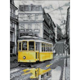 M AZ-1689 Diamond Painting Set - Lissabon