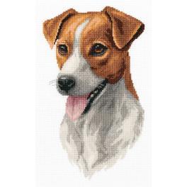PAJ 7148 Stickpackung - Jack Russell Terrier