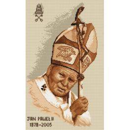 K 4038 Gobelin - Papst Johannes Paul II