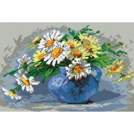 K 453 Gobelin - Gänseblümchen