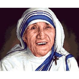 GC 7315 Zählmuster - Heilige Teresa