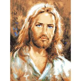 GC 7311 Zählmuster - Jesus Christus