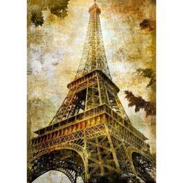 ZTDE 5860 Diamond Painting Set - Paris