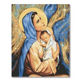 PC4050558 Malen nach Zahlen - Heilige Mutter Gottes Maria