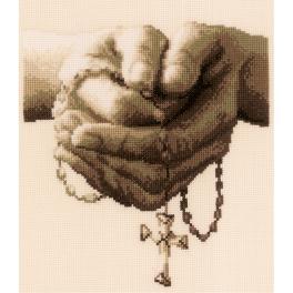 VPN-0021381 Stickpackung - Gebet