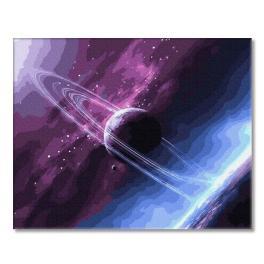 PC4050645 Malen nach Zahlen - Unbekannte Farben des Kosmos