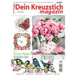 DKM 4/2021 Dein Kreuzstich Magazin 4/2021