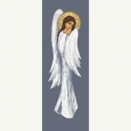 Z 10465 Stickpackung - Verträumter Engel