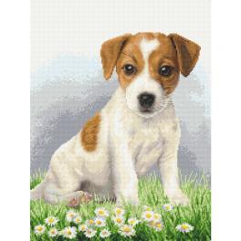 K 10339 Gobelin - Terrierwelpe