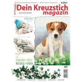 DKM 5/2021 Dein Kreuzstich Magazin 5/2021