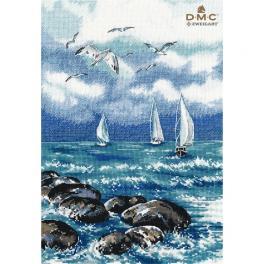 OV 1308 Stickpackung - Auf dem Meer