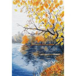 OV 1372 Stickpackung - Goldener Herbst