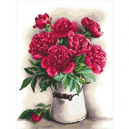 Kreuzstichvorlagen PDF